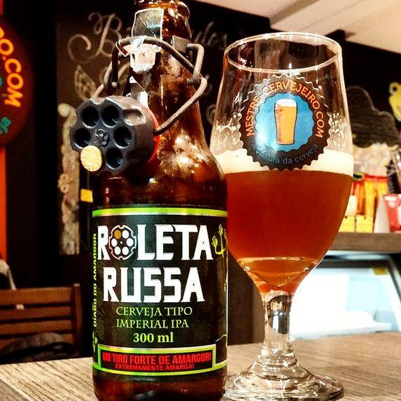 Roleta Russa #cerveja #beer
