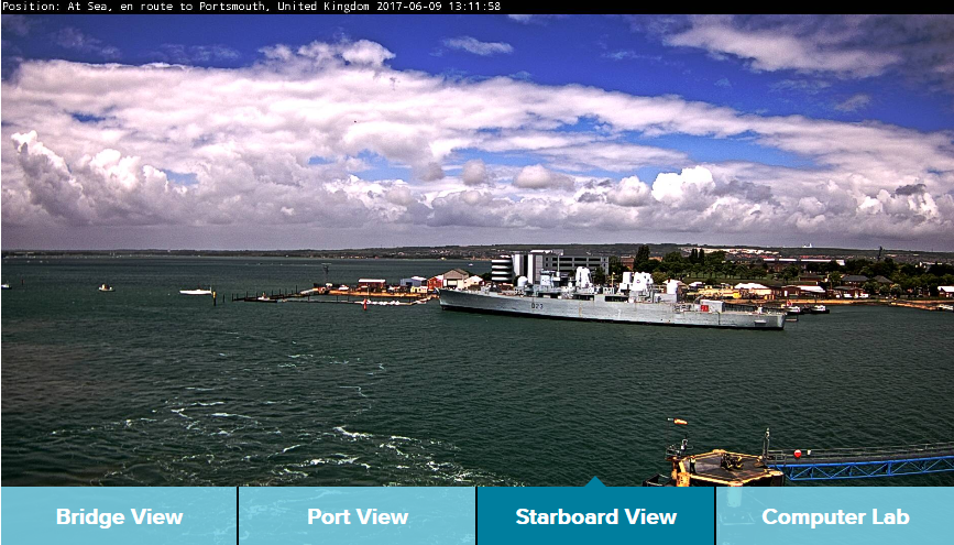 Crystal Symphony Live Cruise Ship Cam Cruise Video Feed - Cruise ship cam