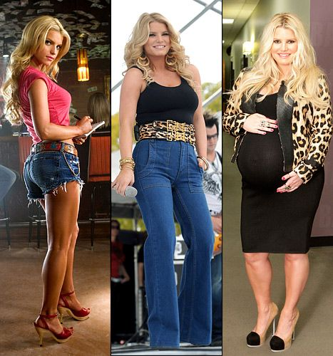 """Jessica Simpson Keeps The Weight Off: Jessica Simpson """"So Excited"""" About $4 Million Weight"""