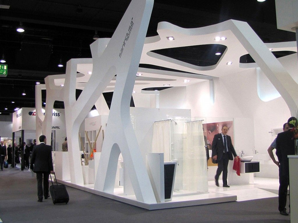 Marketing Exhibition Stand Example : Lattice style design example exhibition pinterest
