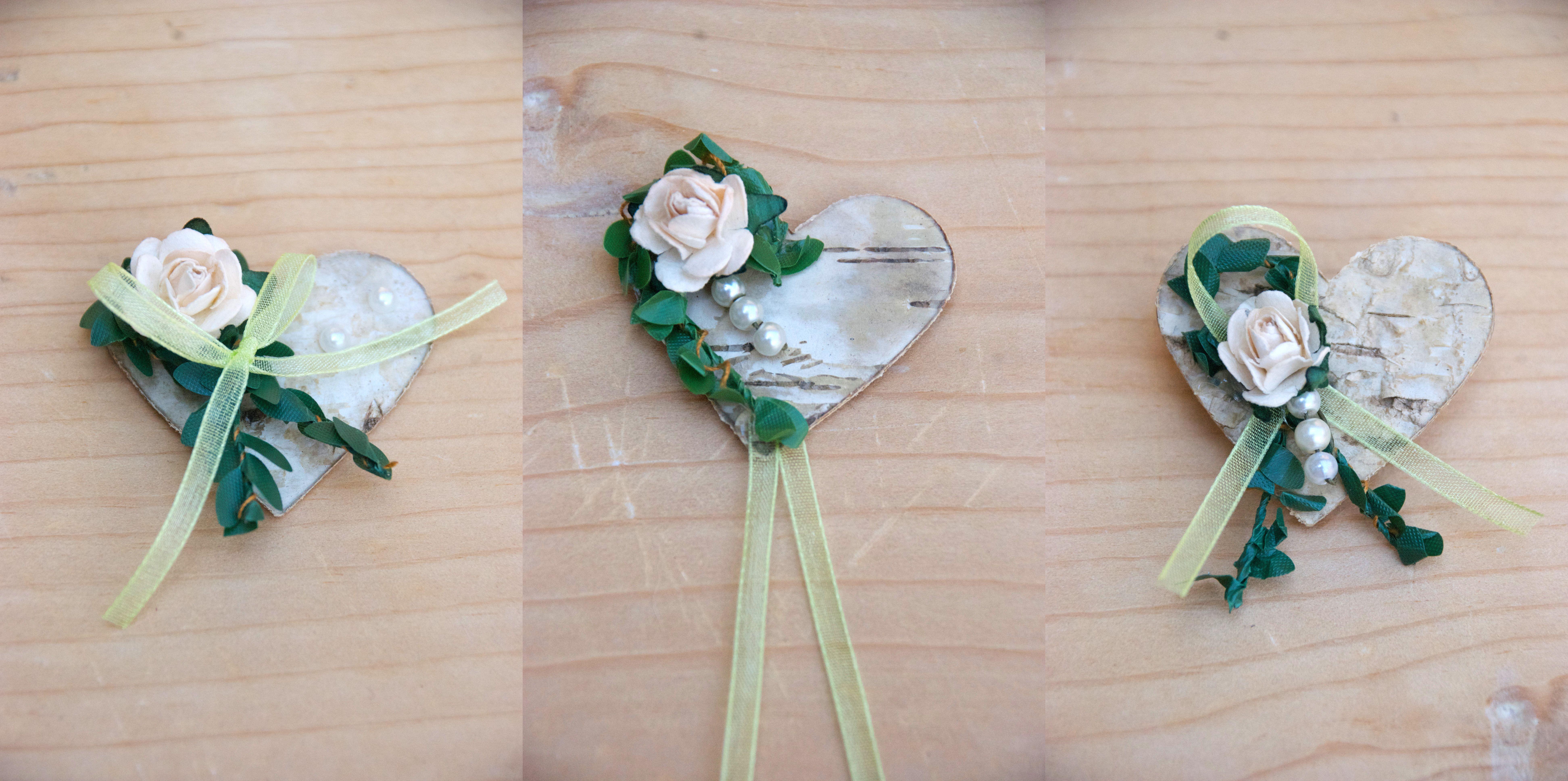 Anstecker Hochzeit Gästeanstecker Hochzeitsanstecker Sisalherz