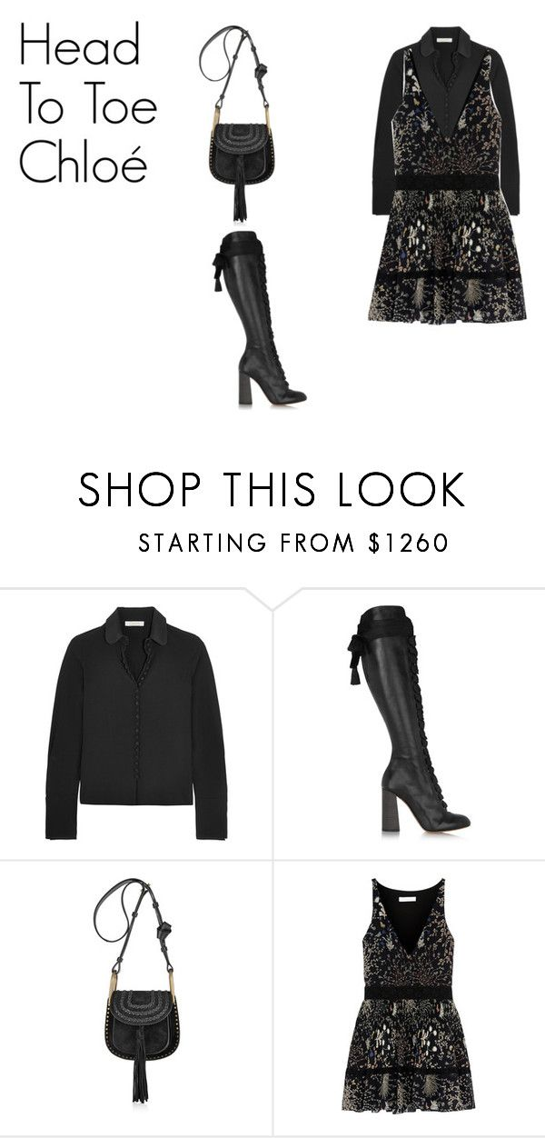 """What I Want To Wear: Head To Toe Chloe"" by hashtagliz on Polyvore featuring Chloé"