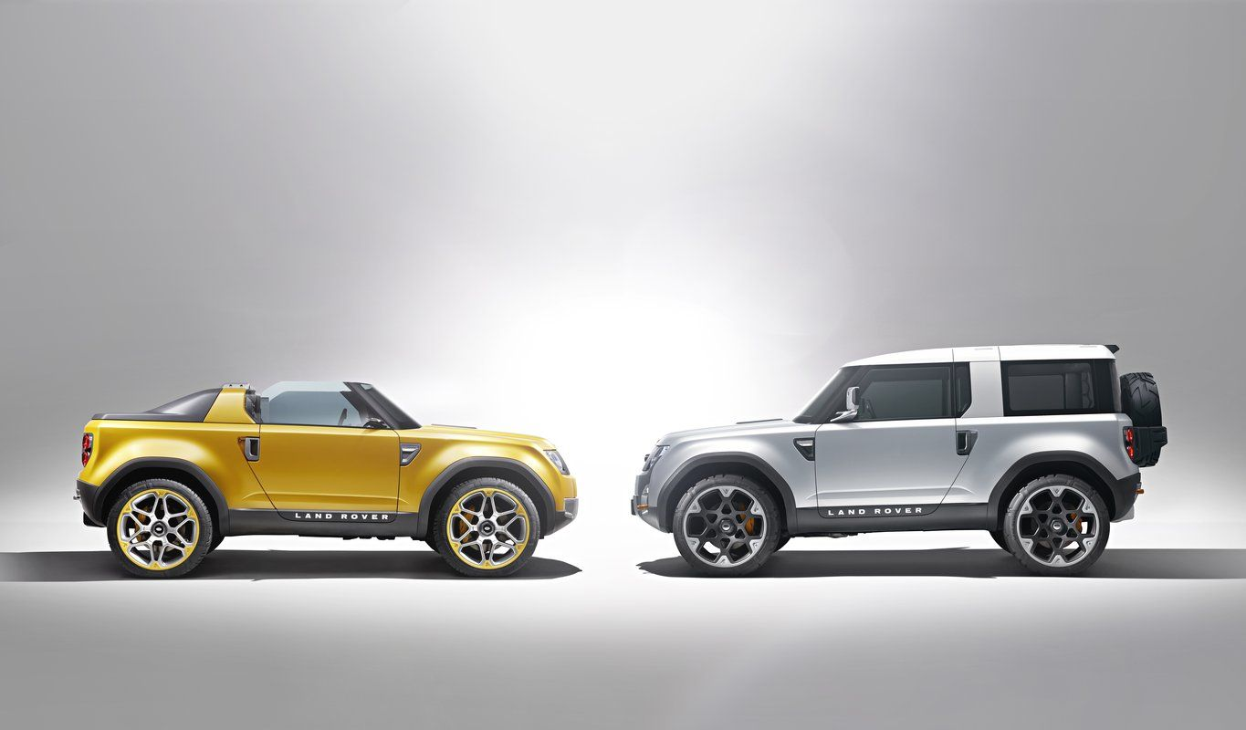 New Defender To Be Land Rover's EntryLevel Model In U.S