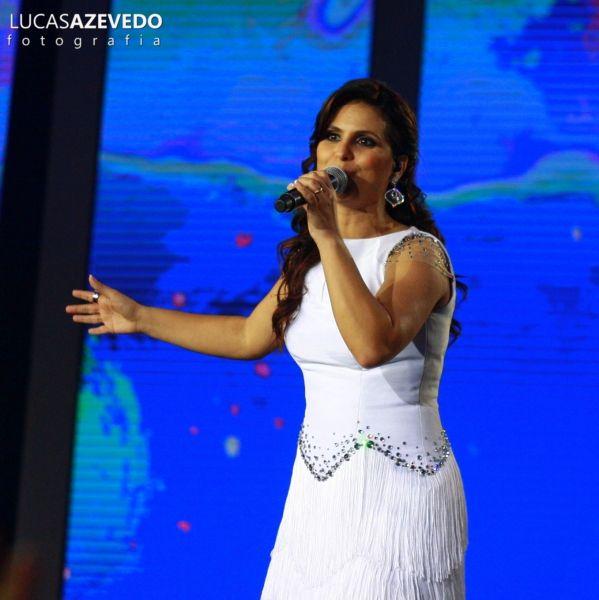 Aline Barros Fernandinho Gospel Moda Vestidos Vestidos