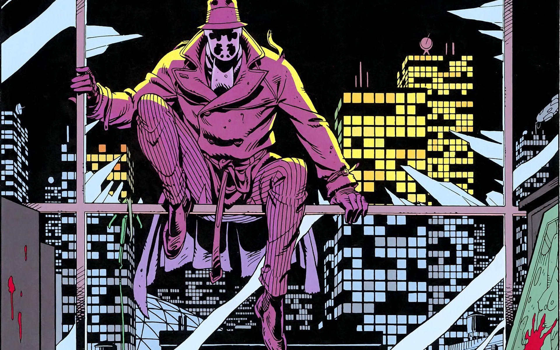 Comics Watchmen Rorschach Wallpaper Arte Dc Comics Melhores Quadrinhos Personagens De Quadrinhos