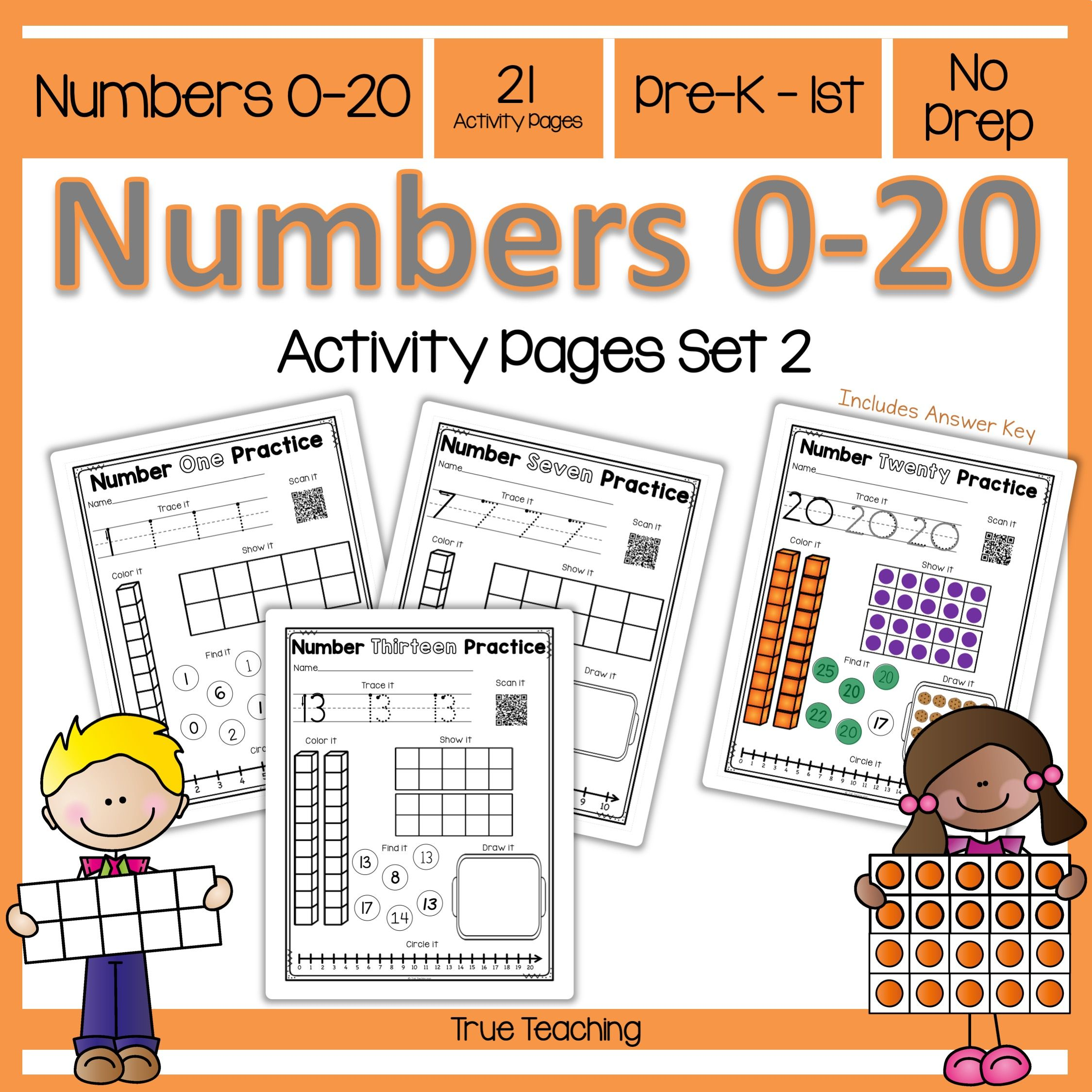 Numbers 0 20 Writing Worksheets Kindergarten Activities Kindergarten Resources [ 2249 x 2249 Pixel ]