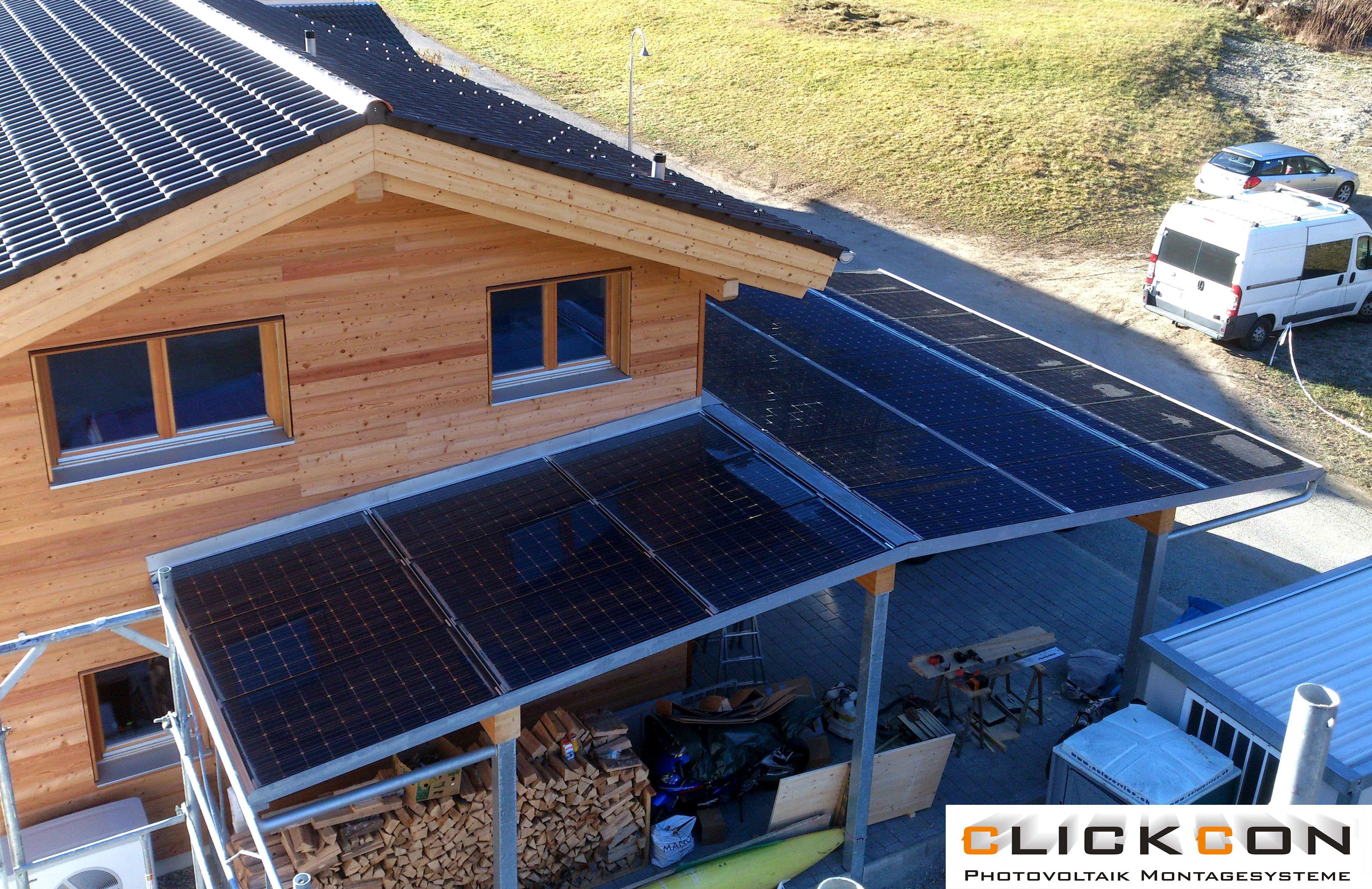 Photovoltaik Carport Carport