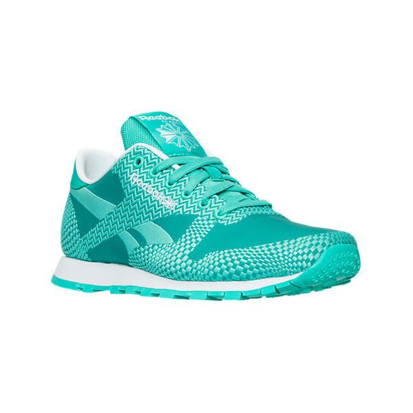 a15d6f79 Reebok Women's Classic Runner Summer Brights Casual Shoes ($50 ...