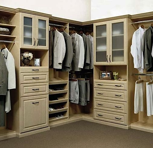 Master Bedroom Closet Design Alluring Closetsdesign  Custom Closets Closet Organizers Closet Design Decoration