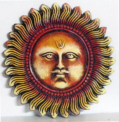 Evil Sun God