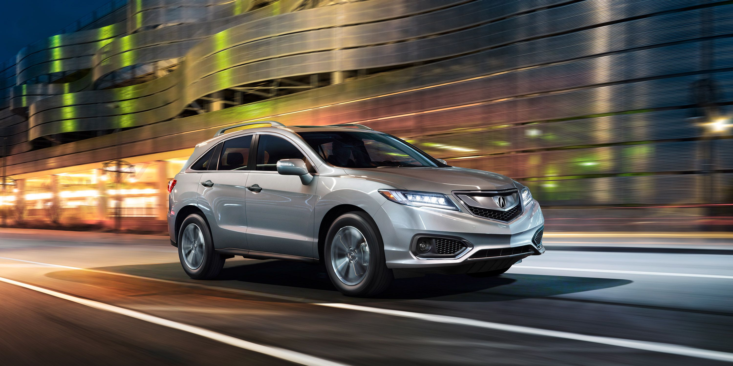 Acura Santa Barbara Now Offers The 2017 Rdx Available For Immediate Purchase Or Custom Order