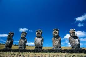 Isla de pascua  o Rapanui