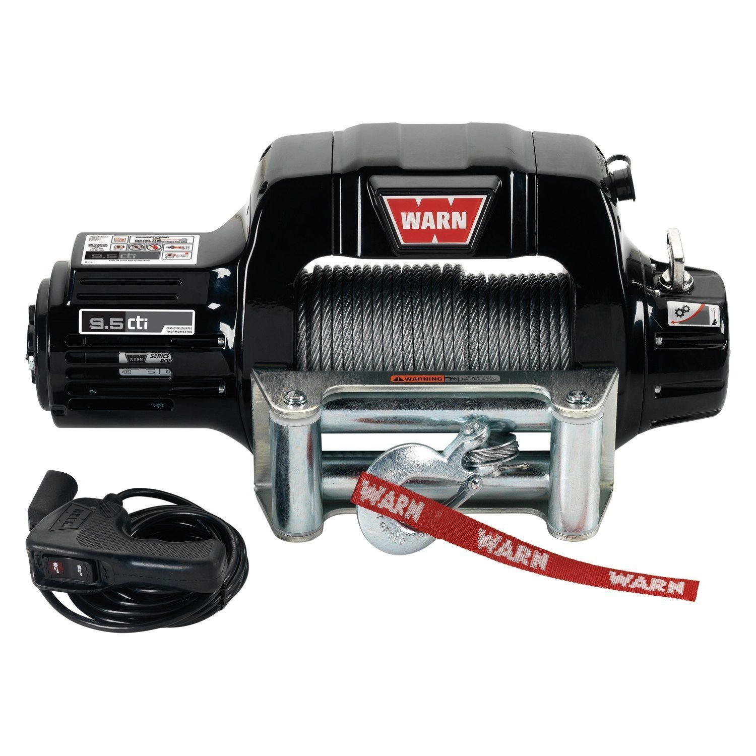 What should be an electric winch: tips on choosing and feedback on manufacturers 1