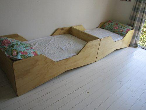 cama de transicion para niños - Buscar con Google   Kids bed ...