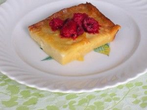 pannukakku (Finnish pancake): try using coconut oil or rice bran oil instead of butter,  or Earth Balance.