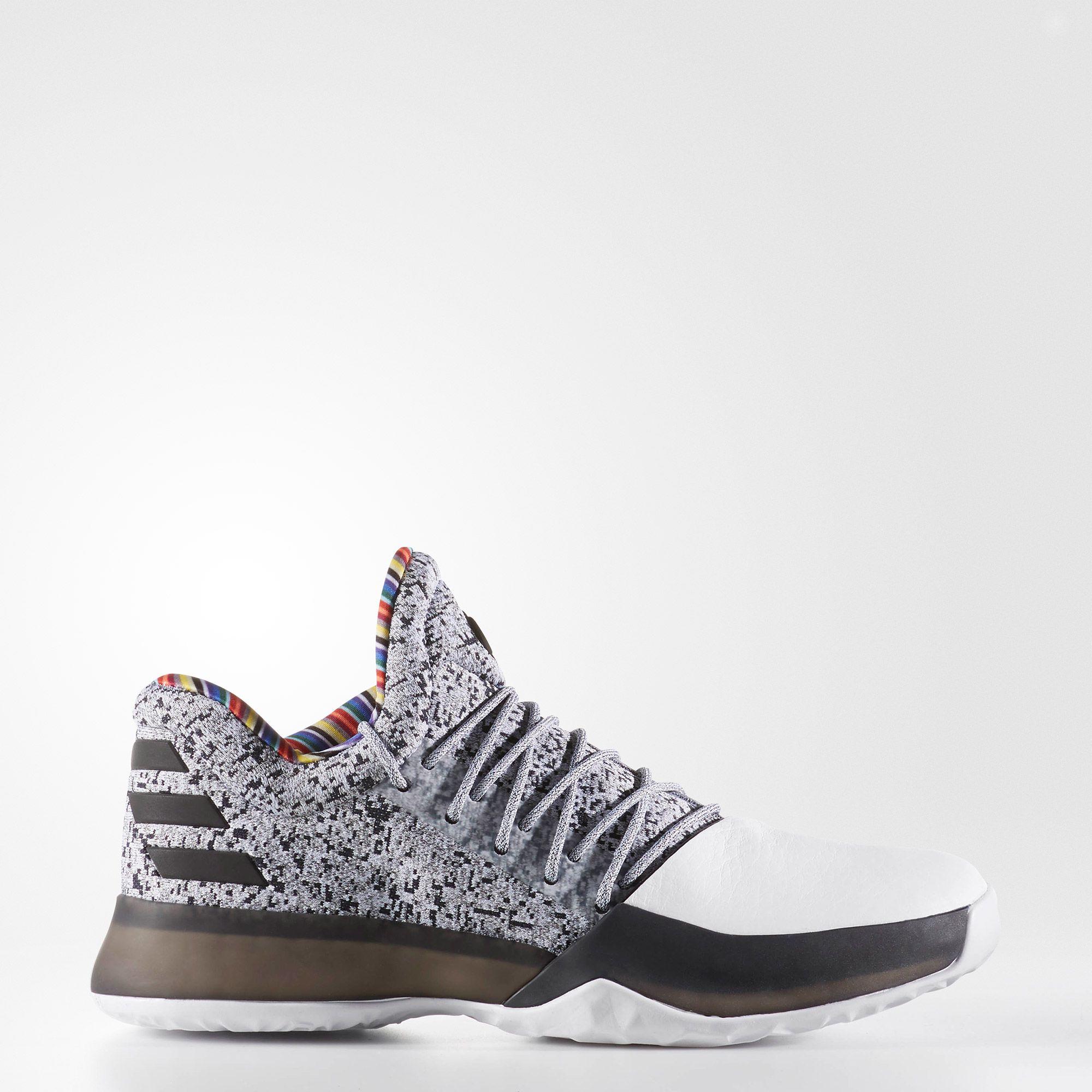 White Harden Shoes | adidas US