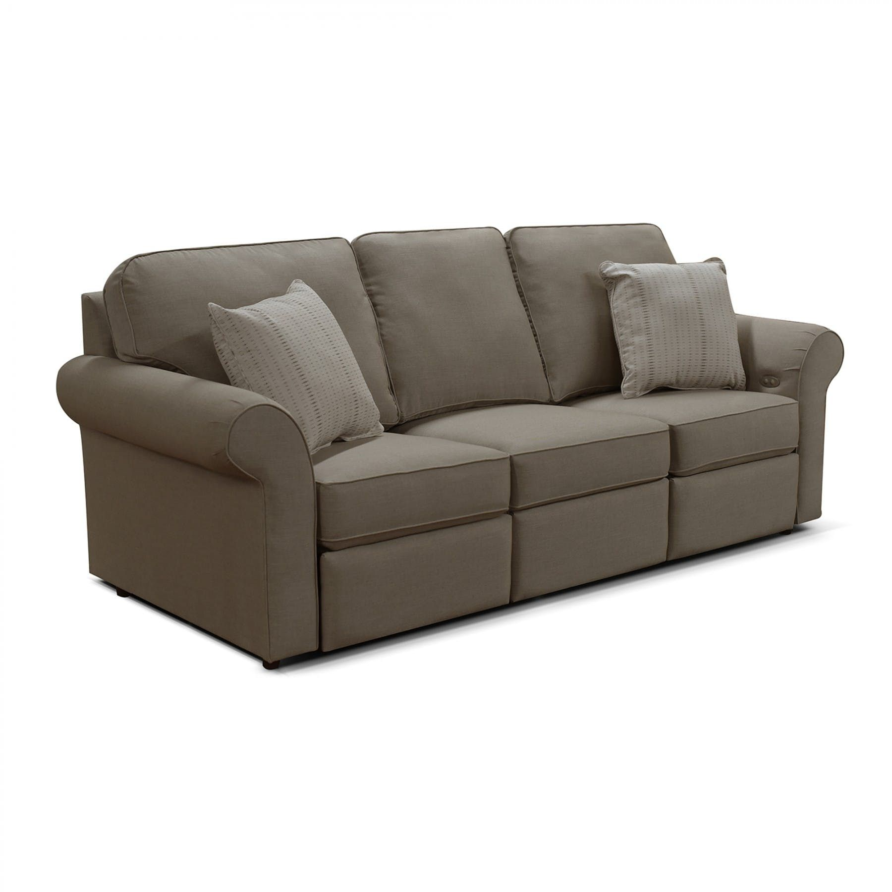 Best Sunbrella Natalie Power Reclining Sofa Sofas Living Room Bernie Phyl's Furniture By 400 x 300