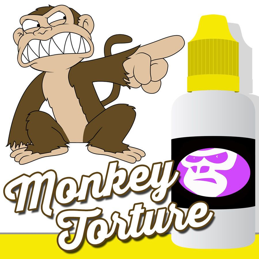 Monkey Torture Signature Flavor | vapes | Banana nut bread