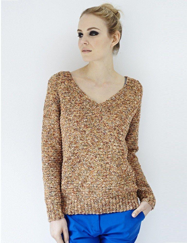 2a37c1208 V Neck Sweater