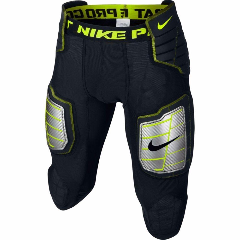 1792cf893fe7 Nike Men s Pro Combat Hyperstrong 3.0 Hard Plate 3 4 Girdle 584387 ...