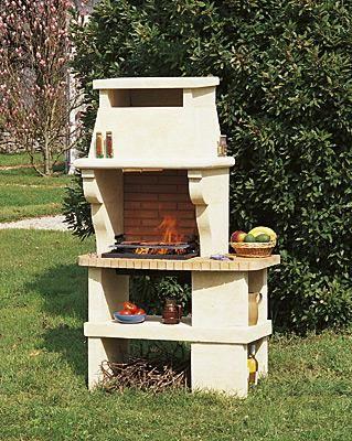 Barbecues - tous les fournisseurs - - barbecue jardin - barbecue - plan de travail pour barbecue exterieur