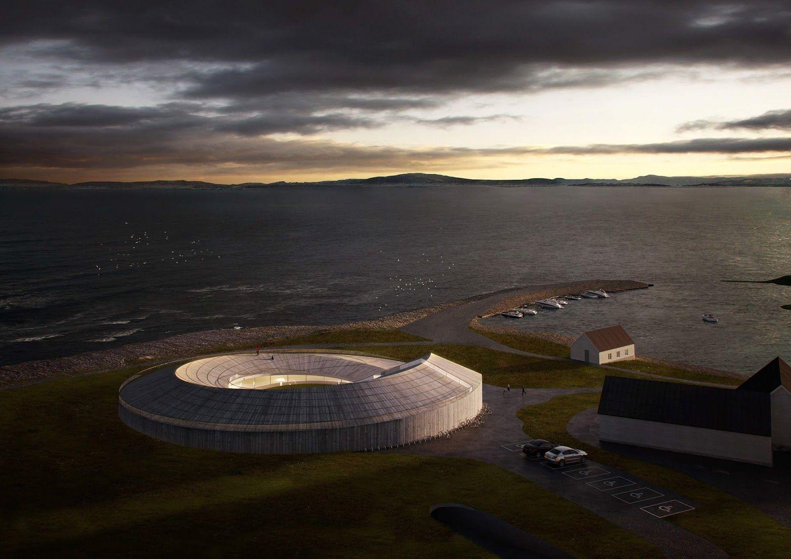 a f a s i a: Marine Science center . Randaberg