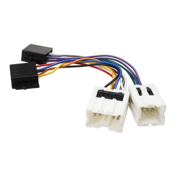 Specification Model B28675product Name Stereo Wiring Harnesscolor As Pictured Material Plasticlength 180mmpins 4 9pi