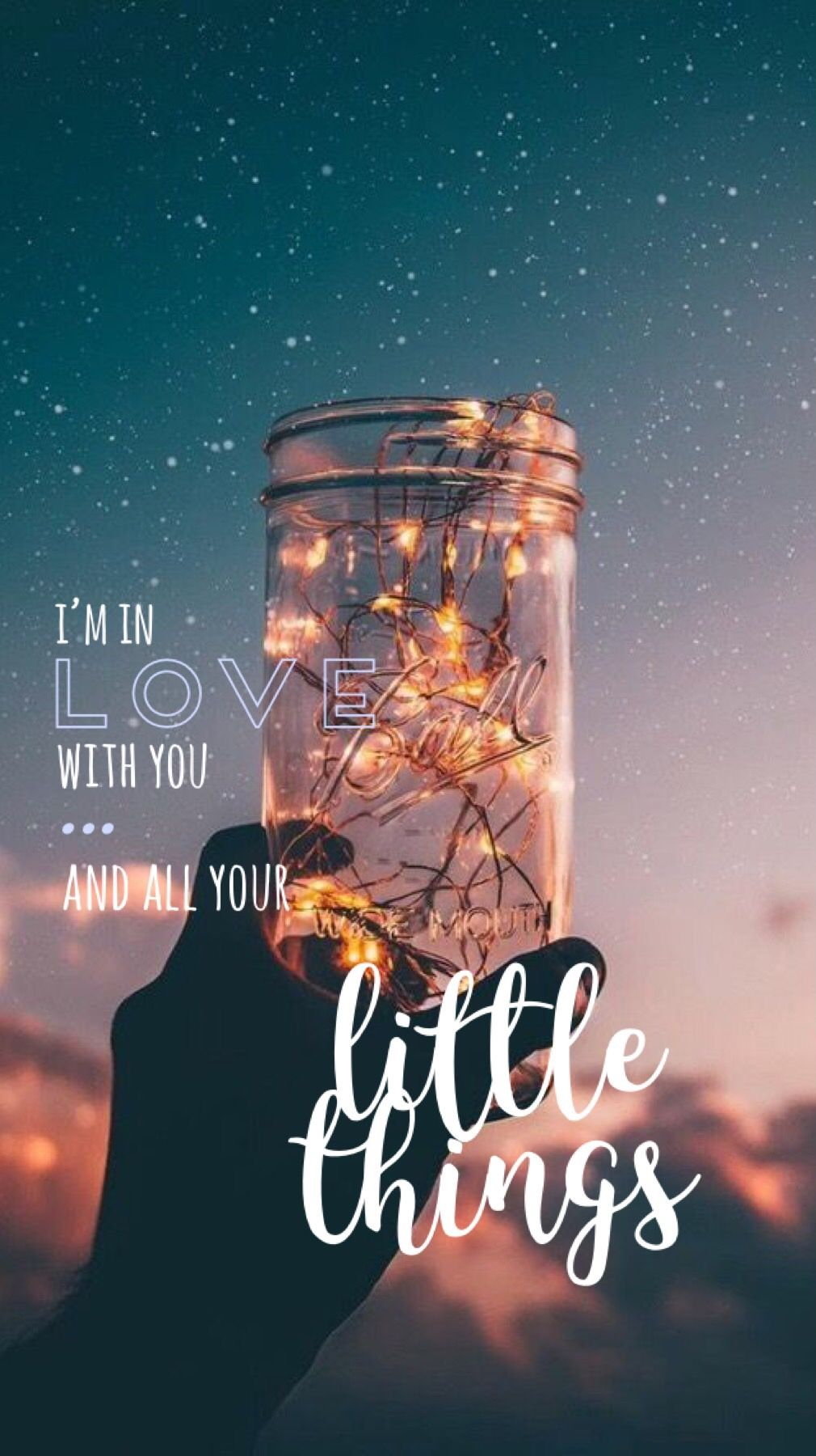 little things - one direction wallpaper | 1D Lyrics