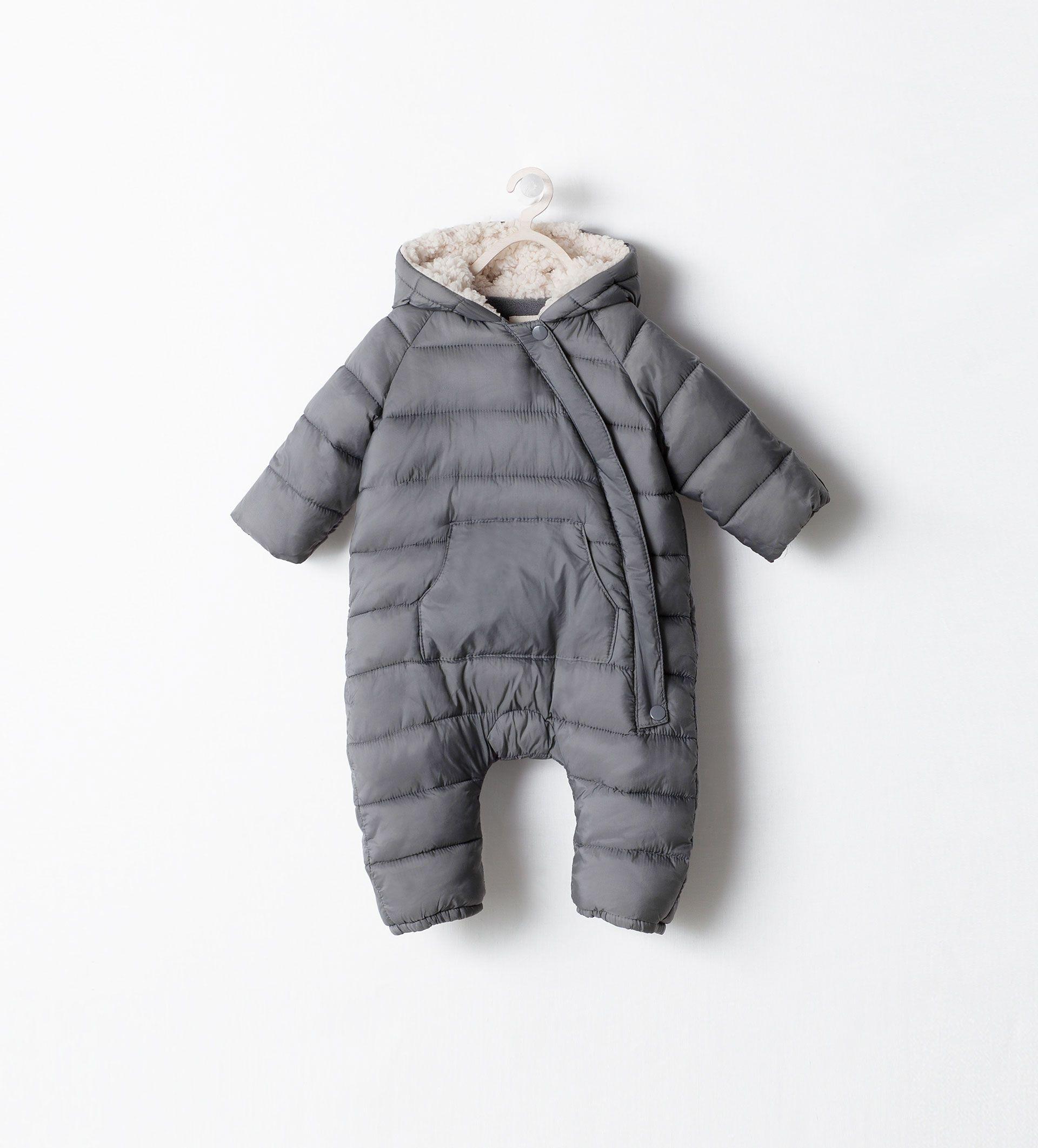 Snow Overall // Zara