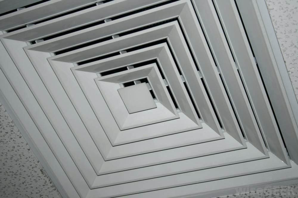 Ceiling Air Vent Covers Decorative Hvac Register Ac Grille Astounding