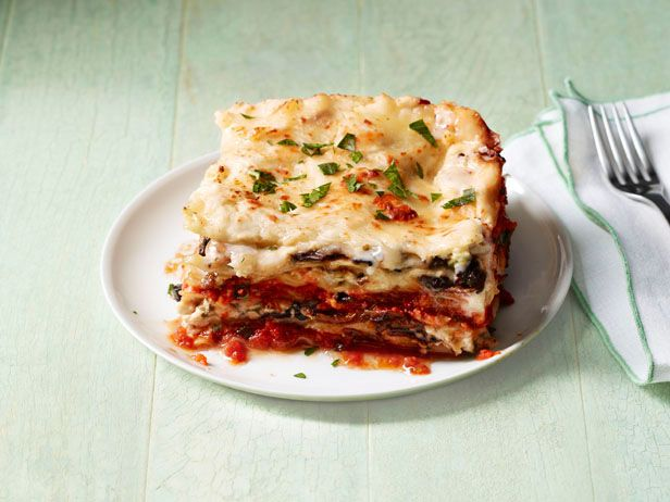 Wild mushroom and cauliflower lasagna recipe bobby cauliflower wild mushroom and cauliflower lasagna recipe bobby cauliflower and mushrooms forumfinder Images