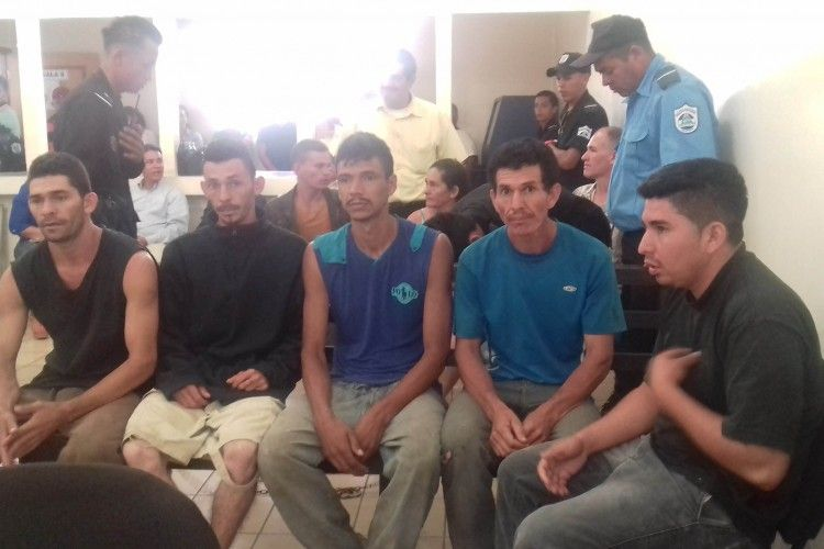 Prisión contra cinco hombres por asesinato en La Labranza