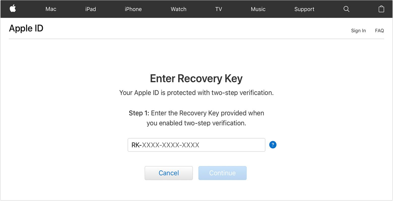 If You Forgot Your Apple Id Password Apple Support Icloud
