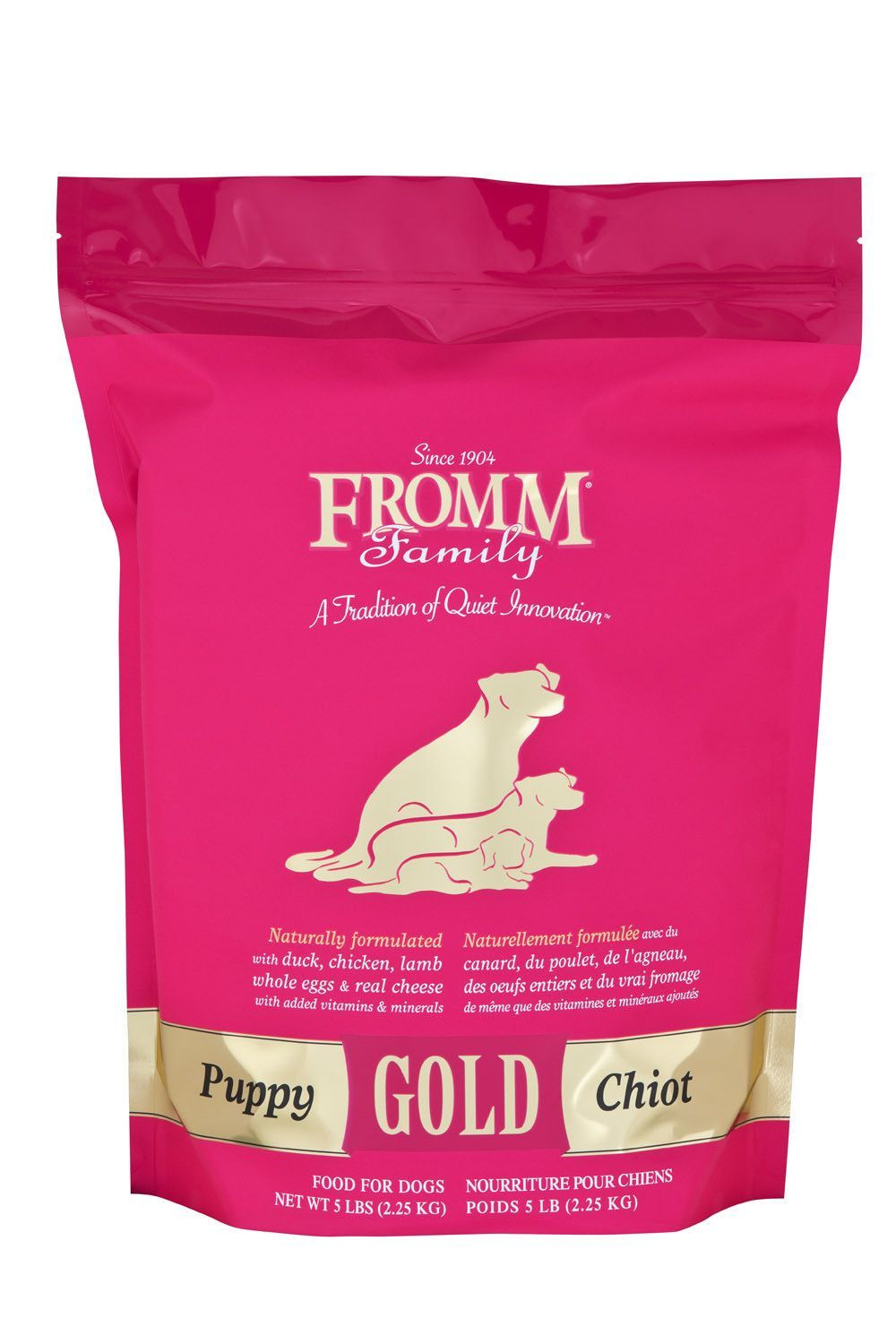 Fromm Gold Puppy Dry Dog Food Various Sizes Dry Dog Food