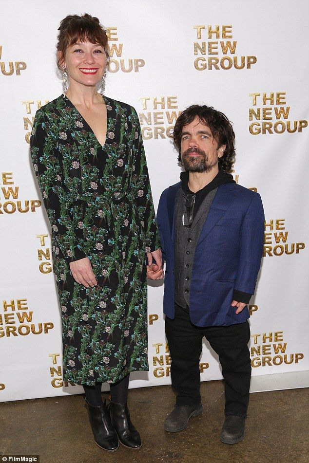 Peter Dinklage and wife Erica Schmidt second child
