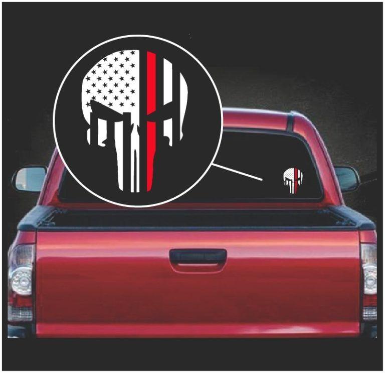 YORKSHIRE ROSE  Car Bumper Van 4X4 Laptop Vinyl Decal Sticker