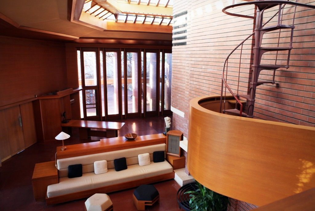 wingspread racine wi frank lloyd wright racine beyond pinterest frank lloyd wright. Black Bedroom Furniture Sets. Home Design Ideas