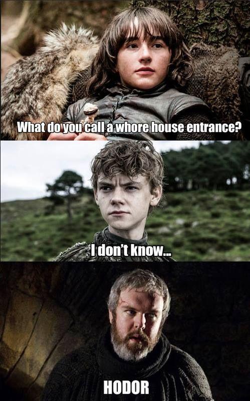 Whore On A Door