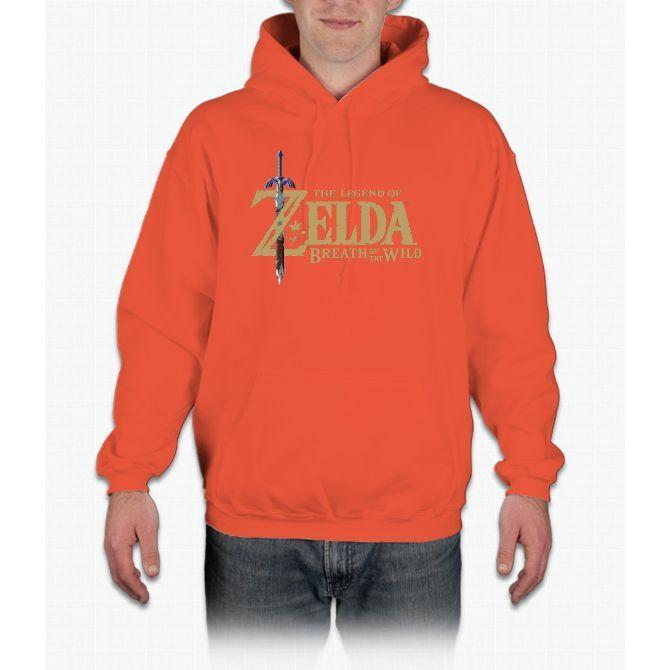 Zelda: Breath of the Wild Hoodie