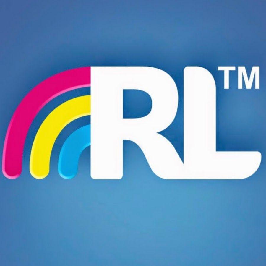 Bang Men's Rainbow Homosexual Youtube Logo T-shirt S RoyalBlue ...