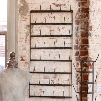 Huge Cups For Days Metal Rack Wall Racks Cup Holder Decorative Storage