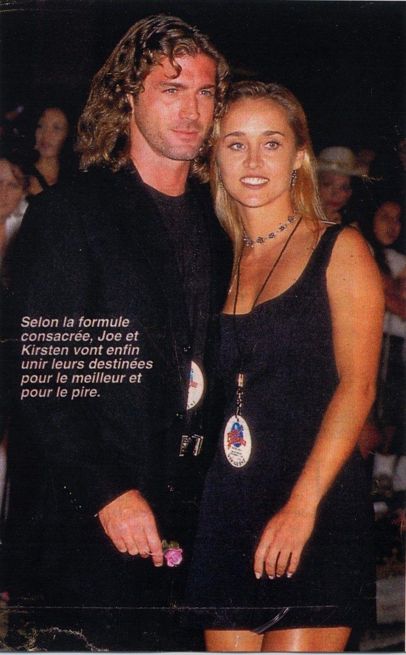 French Articles - Joe Lando Friends
