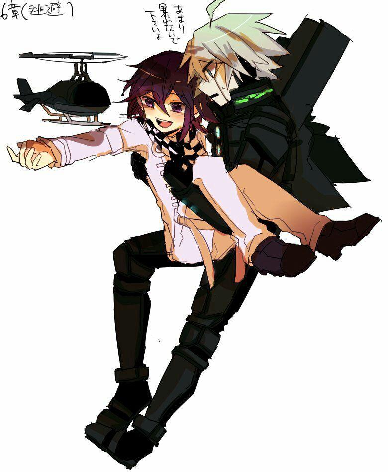 Libro de Danganronpa v - Kiibouma ♥ Anime