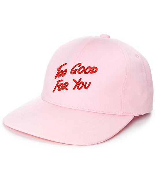 Too Good For You  9e013472078