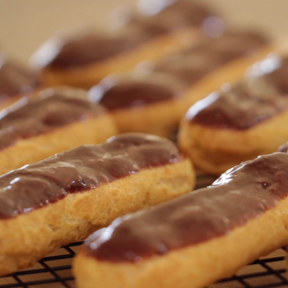 Photo of How-To Make a Chocolate Eclair