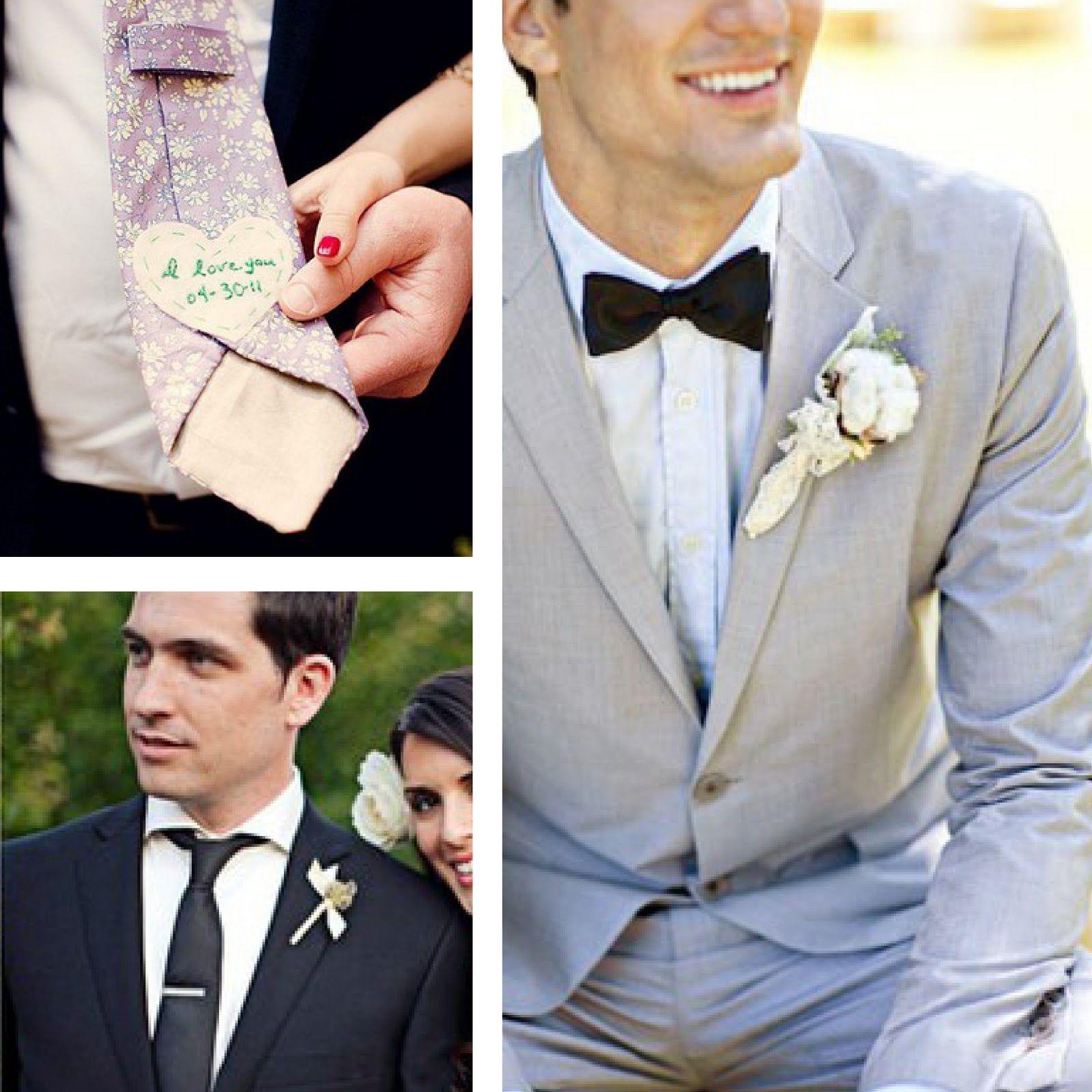 grey suit, black bowtie | Wedding Ideas | Pinterest | Wedding ...