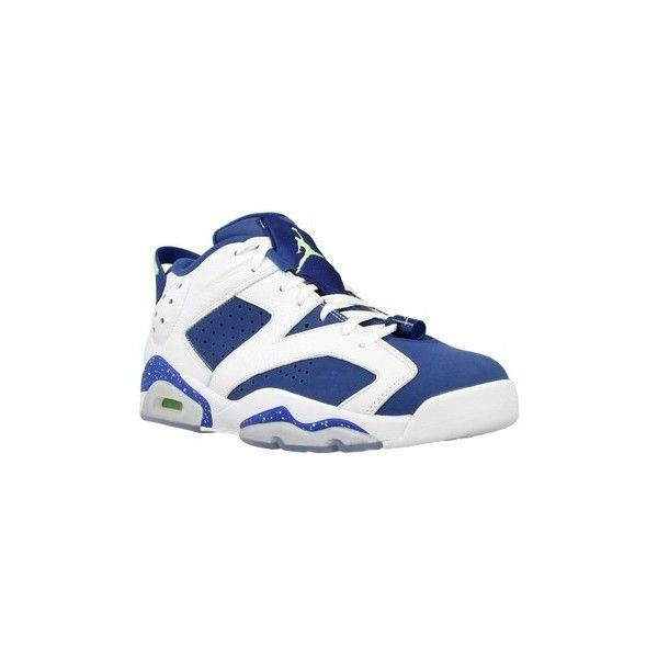 Nike Air Jordan 6 Retro Low Basketball Trainers (Shoes) ($250) ? liked