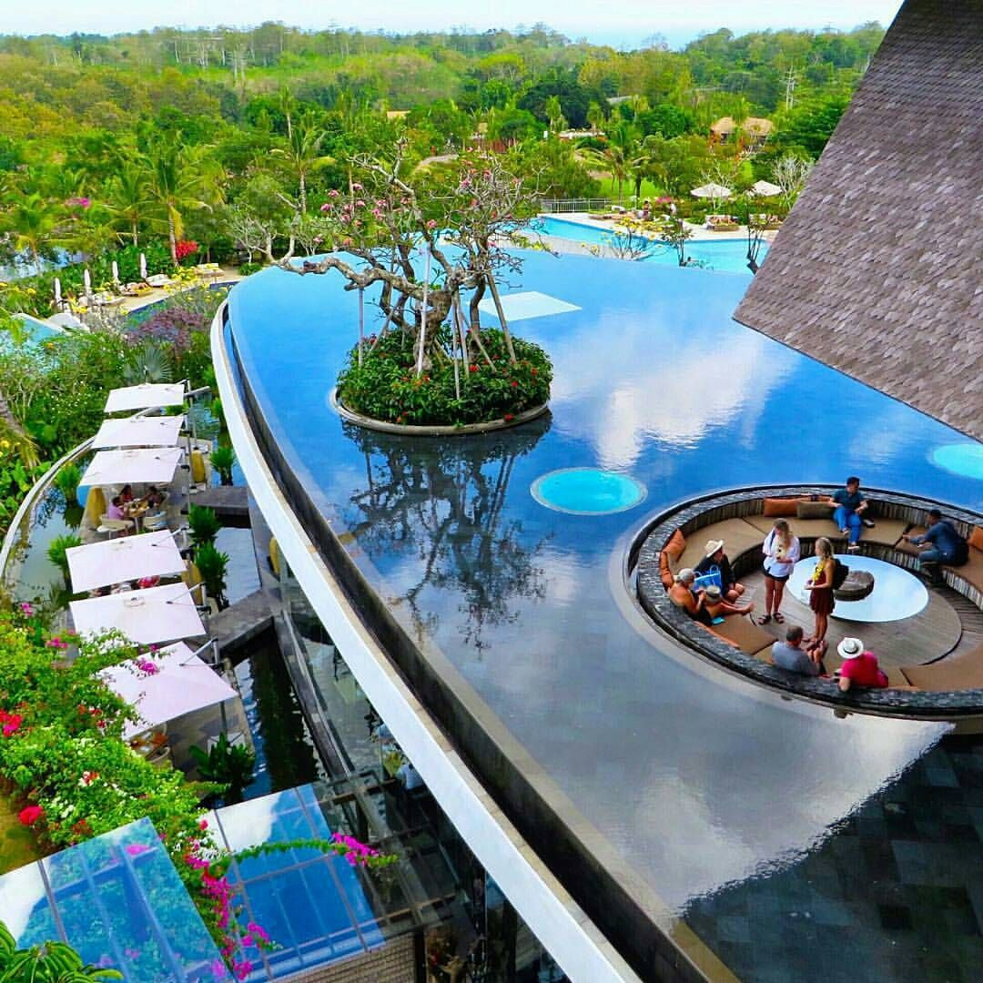 Ayana rimba jimbaran resort bali amazing hotels for Best hotels to stay in bali indonesia