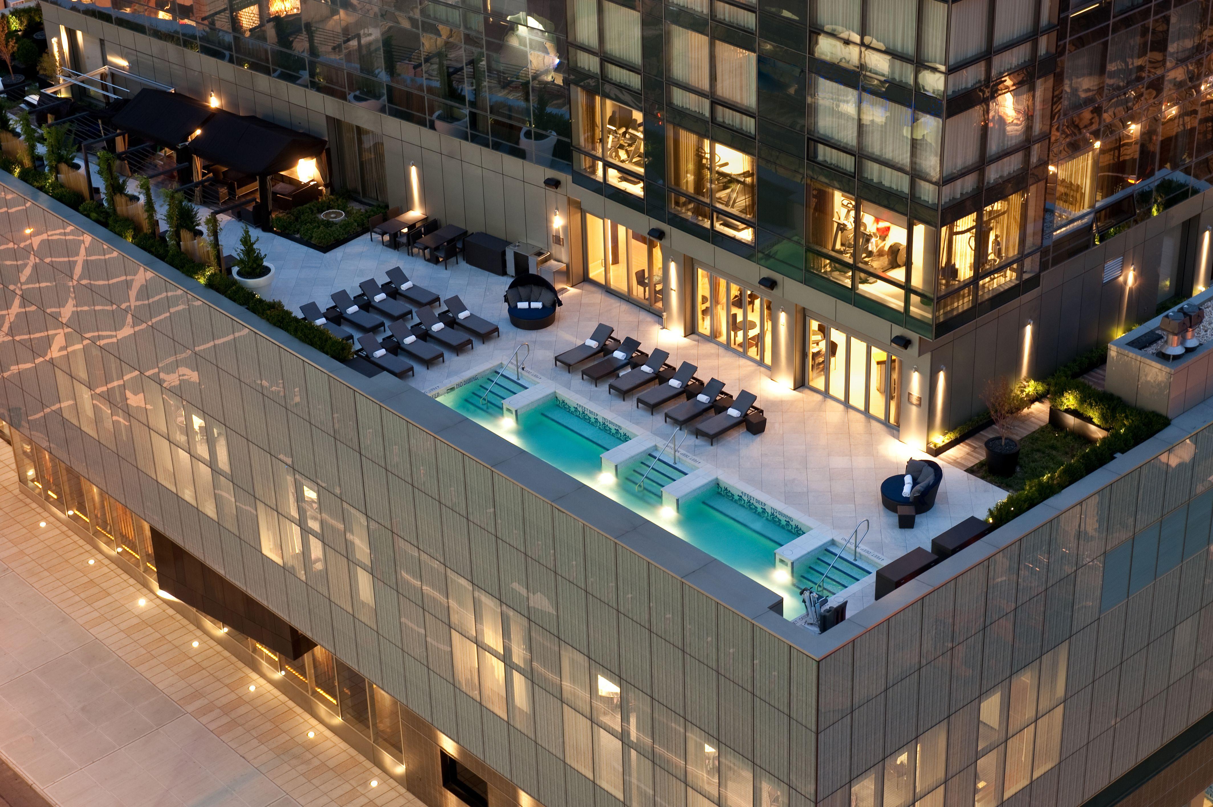 La Grosse Pomme avec Directours - Trump Soho Hotel