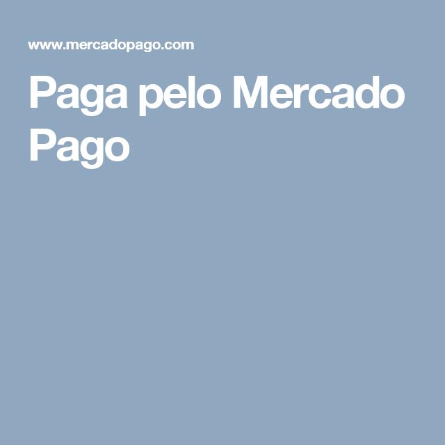 Paga pelo Mercado Pago